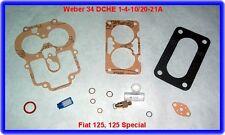 Weber 34 DCHE,Rep.Kit,Fiat 125,125 Special u.a.
