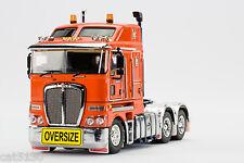 """Kenworth K200 Drake Truck Tractor - """"DRAKE ORANGE"""" - 1/50 - TWH #129A-01349"""