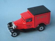 Matchbox MB-38 Ford Model A Van PMG Post Master General Australian Post Office