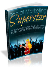 Send A Rush Of Non Stop Targeted Traffic To Your Website SOCIAL MARKETING (CD)