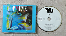 CD AUDIO INT/ ROBIN SCOTT'S M POP MUZIK 1989 RE-MIX CD MAXI-SINGLE 3 TRACKS