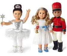 American Girl Doll SUGAR PLUM FAIRY Nutcracker Suite Pleasant Company Ballet Set