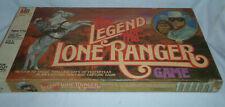 1981 BOARD GAME - LEGEND OF THE LONE RANGER Complete SEALED INSIDE