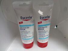 2pc Eucerin Advanced Repair Hand Creme 2.7 oz each
