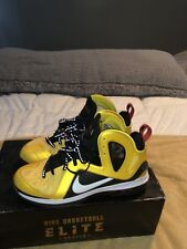 Nike Lebron IX 9 P.S. Elite Taxi Size 11 Used - Good Shape