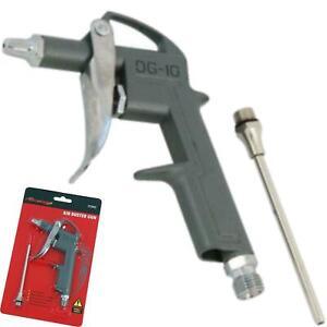 Neilsen Air Blow Duster Gun Compressed Line Nozzle Tool Compressor Kit Dg-10