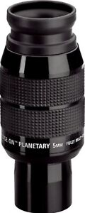 Orion 08885 5mm Edge-On Planetary 1.25  inch Eyepiece (BRAND NEW)