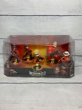 Incredibles 2 family figurine pack New In Box