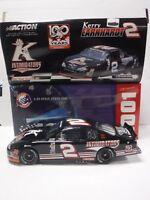 Kerry Earnhardt 2 Kannapolis 2001 Monte Carlo  1:24 Die Cast NASCAR 121018AMCAR2