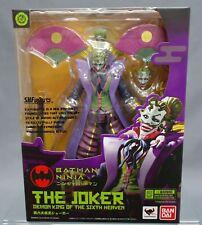SH S.H. Figuarts Dairokutenmaou Joker Batman Ninja Bandai NEW (IN STOCK) ***