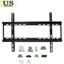 LCD LED Plasma Flat TV Wall Mount Bracket Vesa 32 37 40 42 46 50 55 60 65 70 In