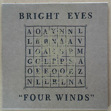 "BRIGHT EYES - Four Winds **7""-Vinyl**Part 1**NEW**numbered**ltd to 4000***"