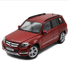Mercedes-Benz GLK-CLASS Model Cars 1:18 Toys Collection&Gifts Red Alloy Diecast