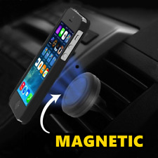 Magnetic Car AC Air Vent Mount Stand Cell Phone Holder for GPS iPhone X 7 8 Plus