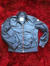 Moncler Darlan Giubbotto Jacket - Blue - Size 3 - Medium / Large