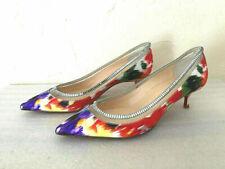 Chaussures pour femme, cuir, Pointure 38,5