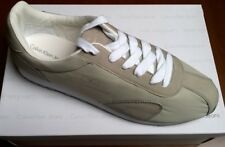 CALVIN KLEIN SHOES TG44 COL.WHITE EURO 45.00 DA OUTLET PRICE