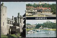 Sussex Postcard - Views of Arundel   5486