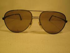 Vintage Rodenstock Monza Herren Sonnenbrille  : anthrazit- blau
