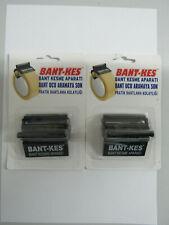 2x Packbandabroller Klebebandabroller Paketband Abroller Paketabroller 5cm NEU