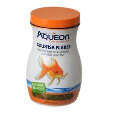 LM Aqueon Goldfish Flakes 7.12 oz