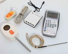HP 39gs Graphing Calculator & StreamSmart 400 Port +Pressure/Temp/Distance Probe