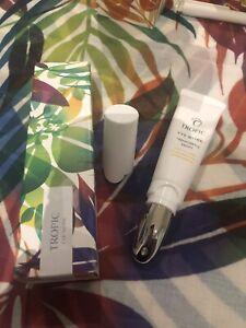Tropic  Eye Work Rejuvenating Serum  with NEW ZAMACTip