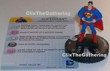 SUPERMAN #001 #1 World's Finest DC HeroClix