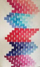 Modern Rectangles Wall Art Quilt