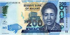 Malawi 200 Kwacha 2013 Pick 60b (1)
