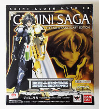 Bandai 2015 Saint Seiya Cloth Myth EX Gemini Saga Legend of Sanctuary Figure 1pc