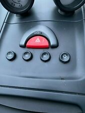 Smart Roadster hazard switch panel with heated seat switches