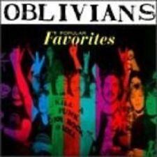 Oblivians-popular Favorites CD 16 tracks alternativa rock Merce Nuova