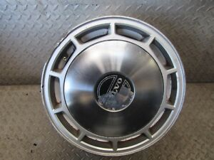 "87 88 89 90 VOLVO 740 ORIGINAL ALLOY WHEEL RIM 15"" 10 SLOT R030936"