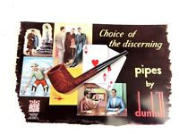 Vtg Estate Pipe Dunhill 1959 Catalog Choice of The Discerning Alfred Dunhill 18p