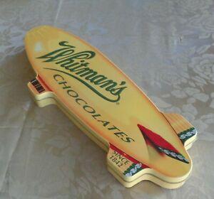 Lovely Whitman's Chocolates Tin *Blimp Airship