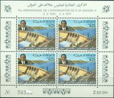 Morocco 1971 King Hassan 2,  block s/s