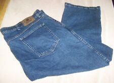 mens size 46x30 Wrangler regular fit denim jeans