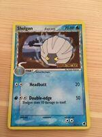 Pokemon card Shelgon (Delta Species) - 38/101 - Uncommon Reverse Holo Ex Dragon