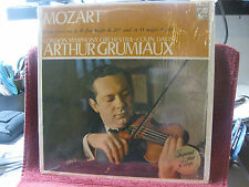 Arthur Grumiaux - Mozart - Violin Concertos No. 1 & 4 (1962) Philips NEW