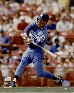 George Brett Kansas City Royals Signed 8x10 Photo Autographed Auto COA