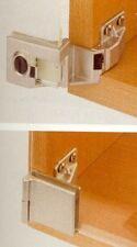 Cerniere per ante in vetro senza foratura vetro a battente