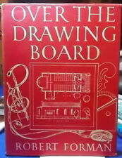 OVER THE DRAWING BOARD Architectural Draughstmanship  1959  💥SAVE 30% 2+