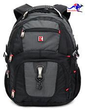 SwissWin SW8112I Backpack Laptop Bag Sport Travl School Multi-funtional