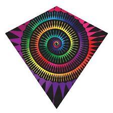 X Kites ColorMax Nylon Big Swirl Kite-25 Inches Wide Toys