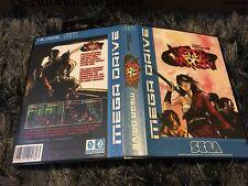 WATER MARGIN SEGA Mega Drive PAL Version - Custom Game - Grade AAA+++