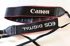 Marrón Correa de lujo R-D1 Luigi Totalmente Forrado En Rojo se adapta a Leica Canon Zeiss Nikon