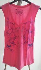 PEPE JEANS T-Shirt Damen Rosa / Pink Gr. XS