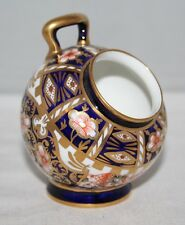 Royal Crown Derby - Imari 6299 - Miniature Salt Pig - 1914 - vgc