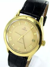 OMEGA CLASSIC MEN'S 18kt GOLD AUTOMATIC VINTAGE